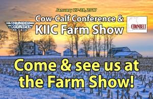 Farm Show 2017 - Come see us